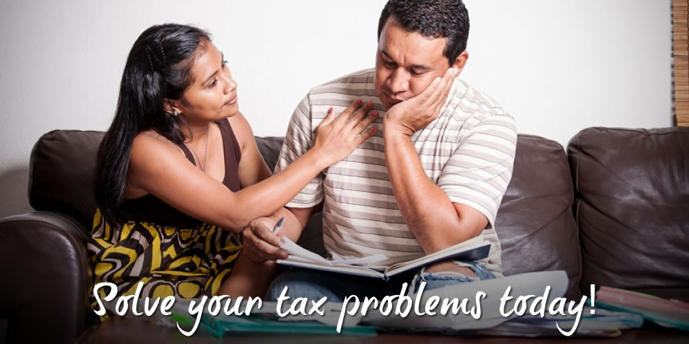 Fix Your Tax Problem | Tax Debt Reduction